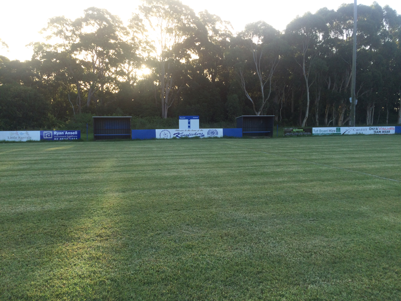 Garden Suburb FC
